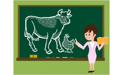 3 études du GIS Avenir Élevages pour mieux comprendre la place de l'élevage dans l'enseignement