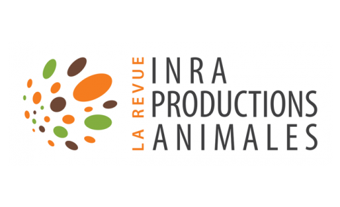 Revue INRA Productions Animales - Volume 31, n°2