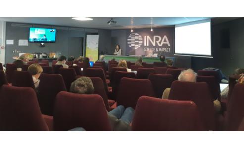 19-12-2018 : 1ère journée scientifique du GIS Avenir Élevages à Paris